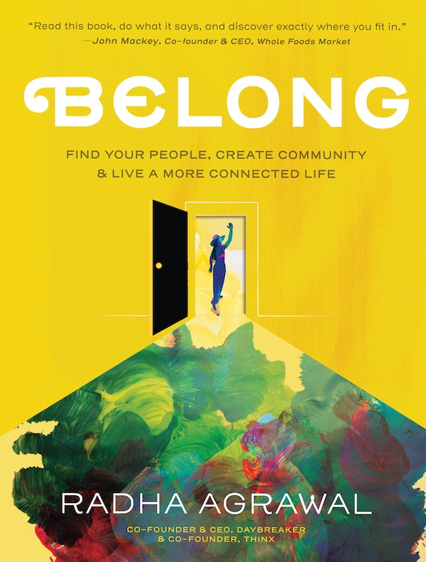 Belong Book